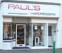 Paul's Hairdressers Folkestone